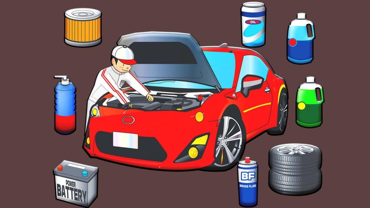 汽车修理/保养需要了解的事┃造成原因详情解释 附:故障及部件完整英语对照