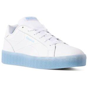 Reebok蓝底运动鞋