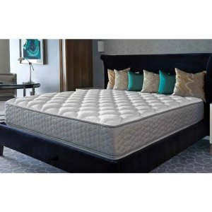 SertaQueen Serta Perfect Sleeper Hotel Sapphire Suite II Firm Double Sided 14 Inch Mattress