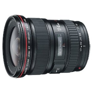红圈狗头, 平民超跑佳能 EF 17-40mm f/4L 超广角变焦镜头