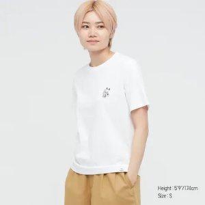 Uniqlo Peanuts T恤