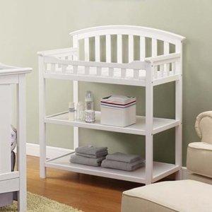 $139.99(原价$199.99) 7折黑五预告:Graco 婴儿用小桌 多层储物空间 轻松换尿布