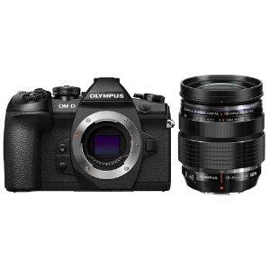最多省$900, E-M10 MK III套机$599B&H 奥林巴斯摄影器材特卖 E-M1 Mark II新低, Pro镜头好价
