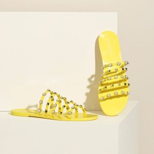 2 Sandals for $49Nine West One Day Flash Sale