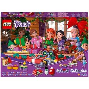 Lego好朋友:圣诞倒数日历 (41420)
