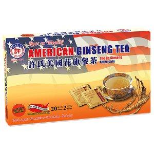 HSU Ginseng American Ginseng Tea