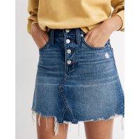 Madewell 牛仔短裙