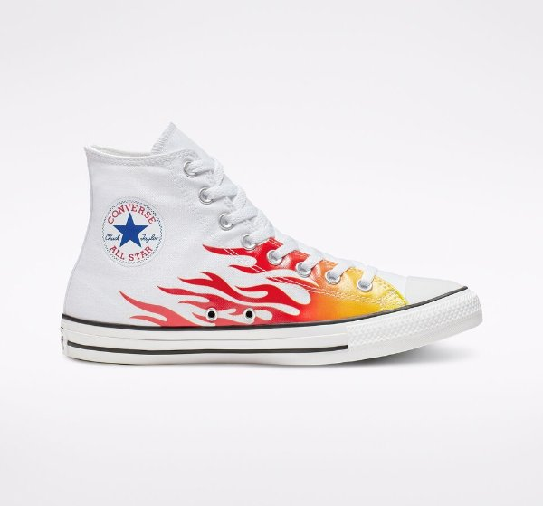 Archive Print Chuck Taylor All Star 高帮