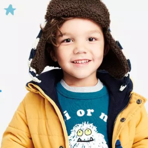 Today Only: Up to 60% Off + Extra 25% Off $50+Outwear @ OshKosh BGosh