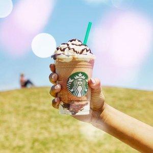 50% OFFStarbucks Happy Hour Activities