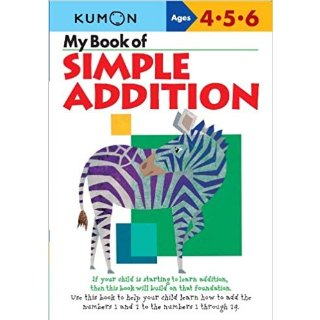 As low as $6.75Kumon Workbooks For Kids