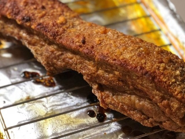 广式烧肉,烤箱简易版