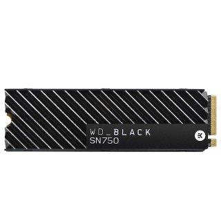 带火字盔甲1TB版仅需 $179.99史低价:WD BLACK SN750 黑盘 NVMe M.2 2280 500GB 固态硬盘