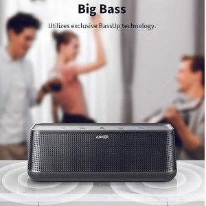6.7折特价 €59.99Anker SoundCore Pro+蓝牙便携音箱