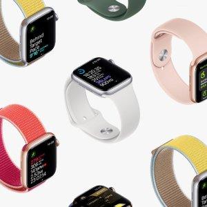 Apple Watch 5 40毫米 黑色特价 新品直降€50