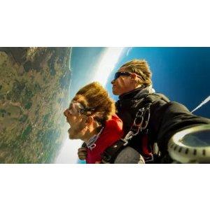 优惠码RUSH40Byron Bay 15,000ft 周中跳伞