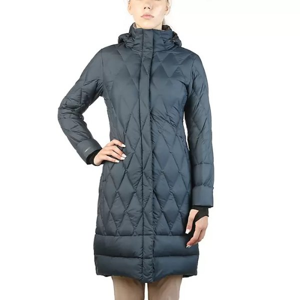 Woodward 女士长款夹克