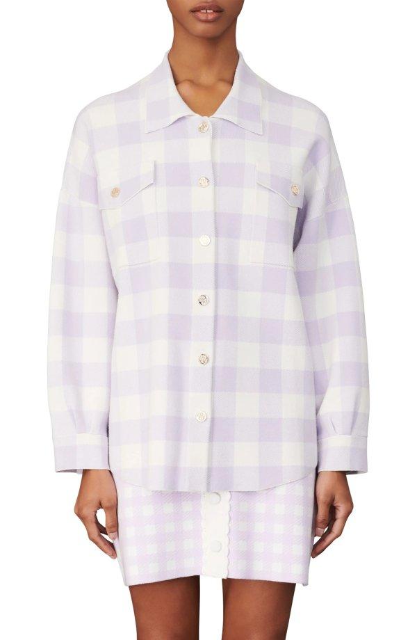 Plaid Shirt 衬衣