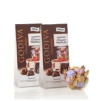 Godiva 混合装经典巧克力 19粒装 2袋