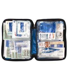 $11.26First Aid Only All-purpose First Aid Kit, Soft Case (131 Piece)