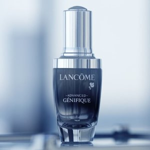 GWP (gift value: $142)with any $37.50 lancome order @ Dillard's
