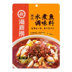 Up to $10 offHAIDILAO Hot Pot Soup Base Spicy Pickle Fish 210g