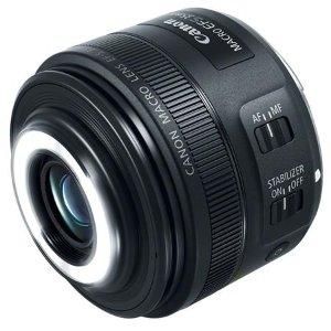 35mm F2.8 Macro for $299Canon Lens + Accessories Bundle
