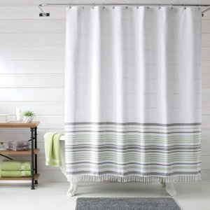From $5.48 Select Shower Curtain on Sale @ Walmart