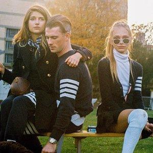 低至5折 收潮爆休闲套装Thom Browne专场 男女士经典三彩标卫衣、衬衣码全