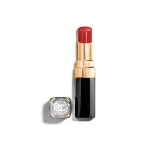 Chanel甜脆柿子红COCO唇膏152
