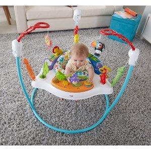 $59.9 (原价$89.98 )史低价:Fisher-Price 费雪婴幼儿跳跳椅