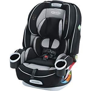 $179.99(原价$299.99) 经典款史低价:Graco 4Ever 4合1 儿童双向汽车安全座椅,多色可选