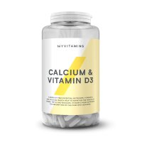 MyVitamins Calcium & Vitamin D3