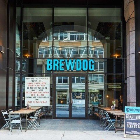 现价£10.99(原价£18.15)Brewdog 全世界最傲娇的精酿啤酒品牌 四种口味畅饮+小食