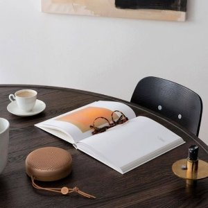 低至4折Bang & Olufsen 蓝牙音箱、耳机热促 赏心悦目的顶级音响品牌