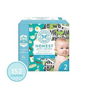 8折The Honest Company 婴儿尿布促销