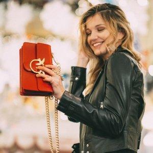 低至3折+额外88折!£444入Valentino铆钉平底鞋Forzieri 精选美包美鞋 折上折热卖 Fendi、Moschino、Pinko都有!