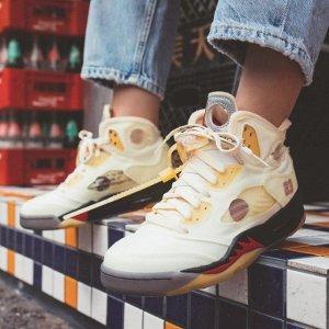 29日 美东10点整 $225+免邮预告:Air Jordan 5 x Off-White™