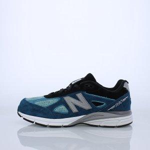 New Balance990v4 大童款运动鞋