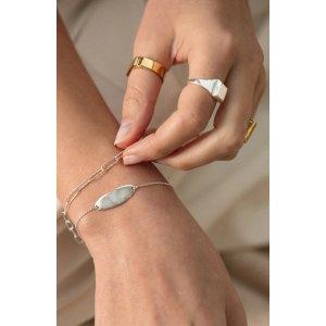 Monica Vinader链条手链