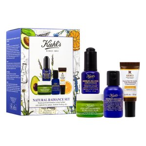 $59 ($77 Value) + GWPDealmoon Exclusive: Nordstrom Kiehl's Midnight Recovery Cleansing Oil & Concentrate Set