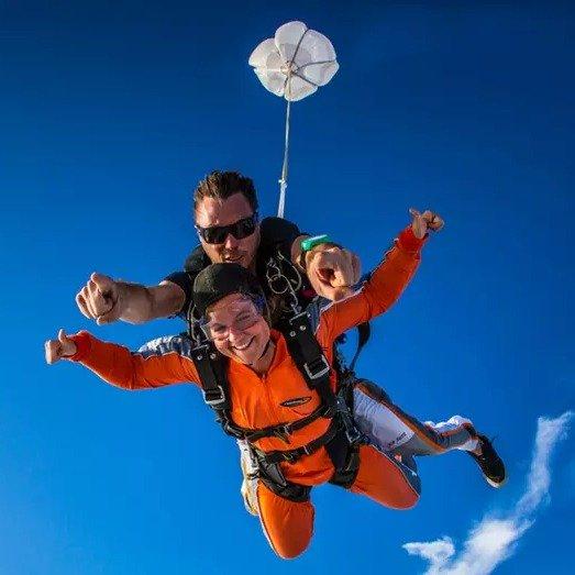 双人跳伞优惠券