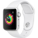 $349 (原价$399) 银色铝金属表壳Apple Watch 智能手表3代 38mm 带GPS