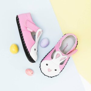 额外7.5折$14.99起独家:pediped OUTLET 全场童鞋热卖,推荐学步鞋