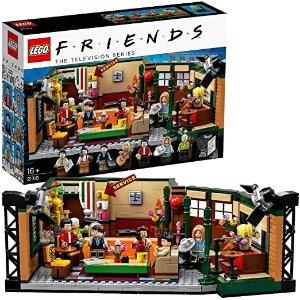 Lego老友记-中央公园咖啡馆 21319
