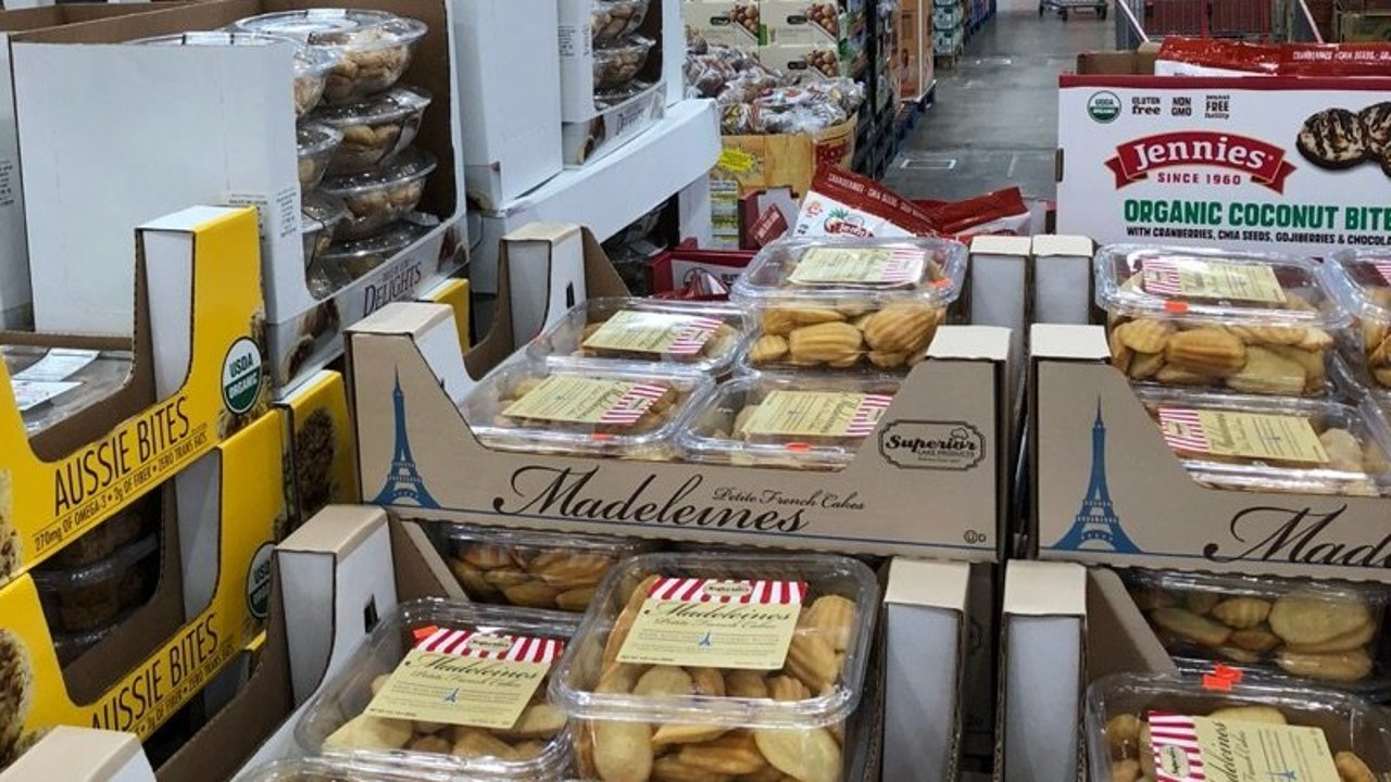 Costco 购物 | 零食推荐