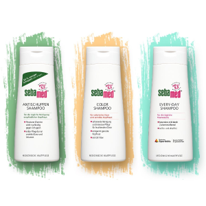 每日洗发水仅€2.99 温柔呵护Sebamed 施巴洗发水攻略 收每日可用款、护色、防脱、去屑