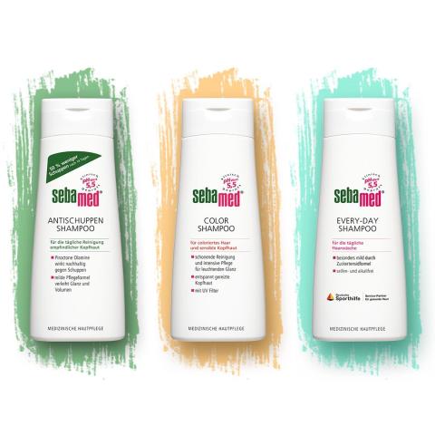 每日洗发水仅€3.45 温柔呵护Sebamed 施巴洗发水攻略 收每日可用款、护色、防脱、去屑