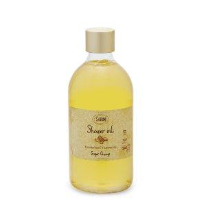 Sabon沐浴油-姜橙味