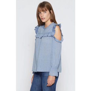 JoieAkari Chambray Top